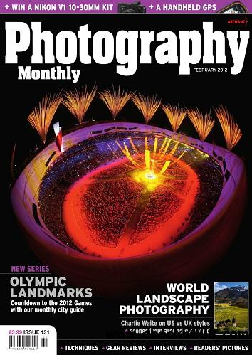 Photography Monthly Magazine February 2012 free download