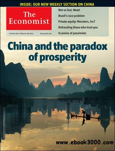 The Economist Audio Edition - Jan 28th - Feb 3rd 2012 free download