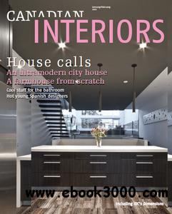 Canadian Interiors - January/February 2012 free download