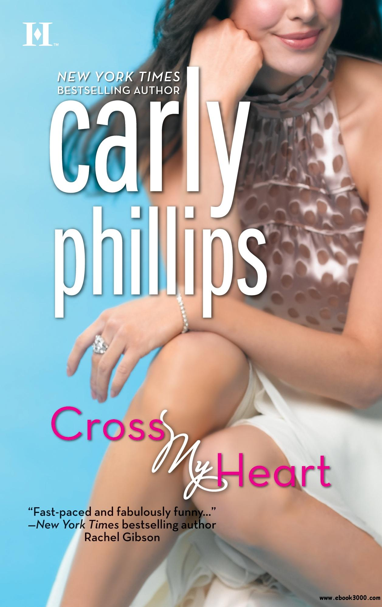 Cross My Heart (Ty and Hunter, Book 1) by Carly Phillips free download
