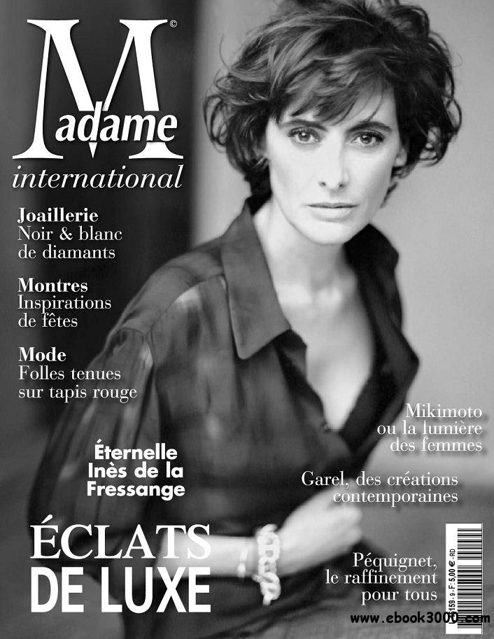 Madame International 9 - Novembre 2011 a Janvier 2012 free download