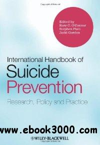 International Handbook of Suicide Prevention: Research, Policy and Practice free download