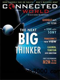 Connected World January - February 2012 (USA) free download