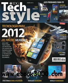 IDG TechStyle Enero 2012 (Spain) free download