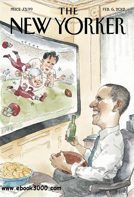 The New Yorker - February 06, 2012 free download
