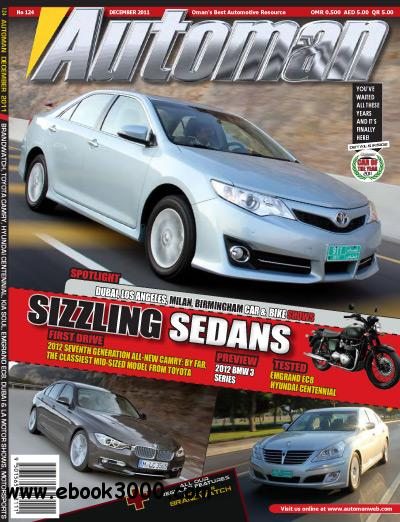 Automan - December 2011 free download