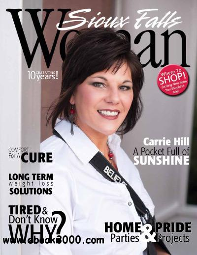 Sioux Falls Woman - February/March 2012 free download