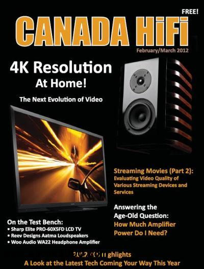Canada HiFi - February/March 2012 free download