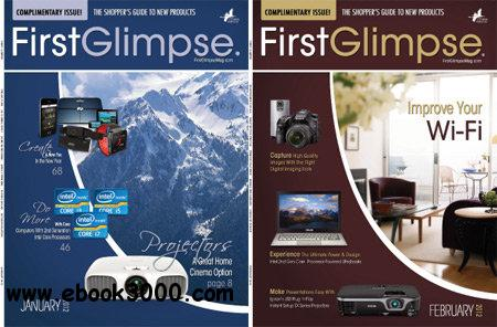 First Glimpse - January/February 2012 free download