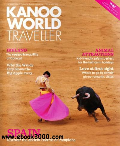 Kanoo World Traveller - February 2012 free download