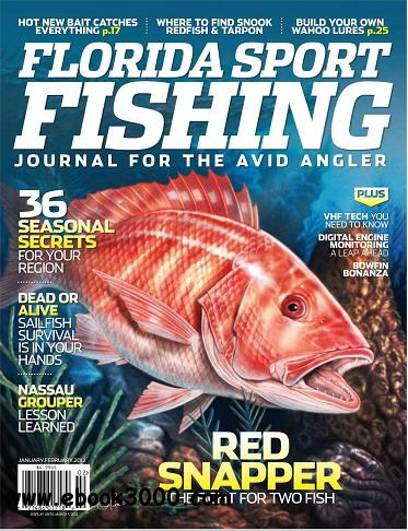 Florida Sport Fishing Magazine January/February 2012 free download