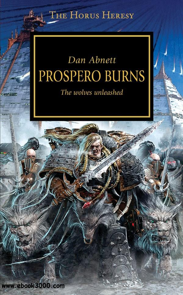 Prospero Burns (Warhammer 40,000 Novels: Horus Heresy, Book 15) by Dan Abnett free download