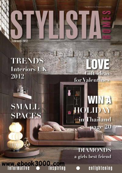 Stylista Homes - February 2012 free download