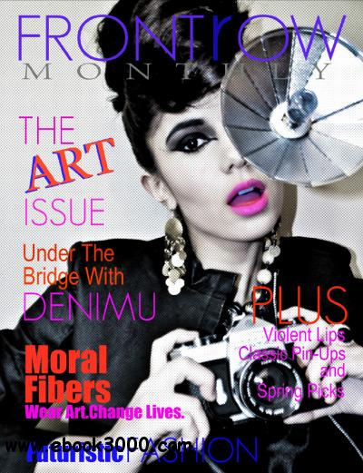 Front Row Monthly - February 2012 free download