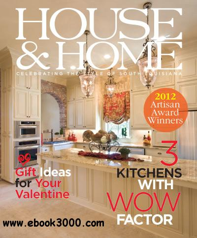 House and Home - January/February 2012 free download