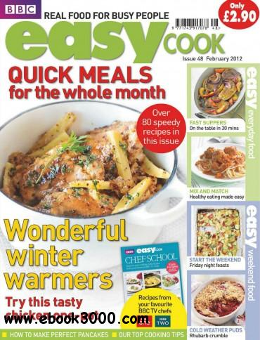 BBC Easycook - February 2012 free download