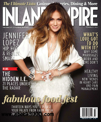 Inland Empire Magazine - February 2012 free download