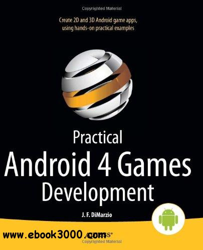 Practical Android 4 Games Development free download