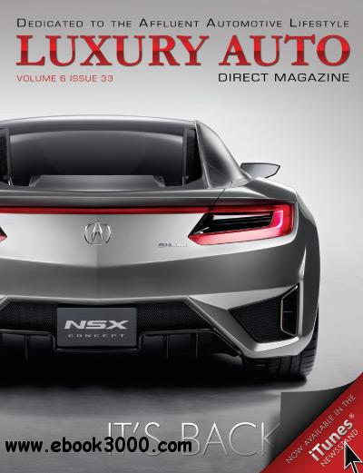 Luxury Auto Direct Volume 6 Issue 33 2012 free download