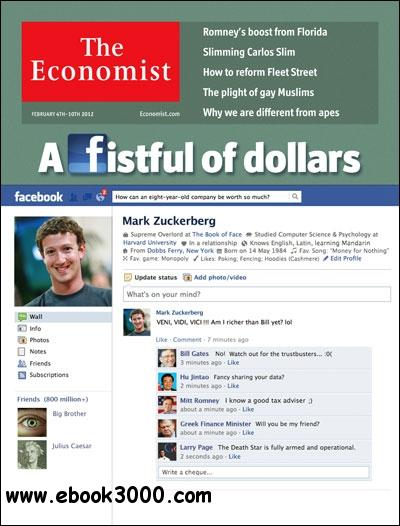 The Economist, for Kindle - February 4th 2012 free download