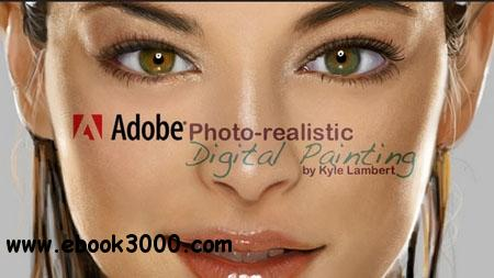 CMIVFX Photoshop: Photo-Realistic Digital Painting free download