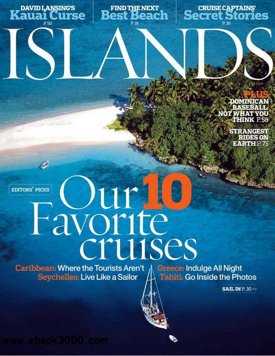 Islands - March 2012 free download