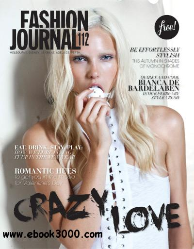 Fashion Journal - February 2012 free download