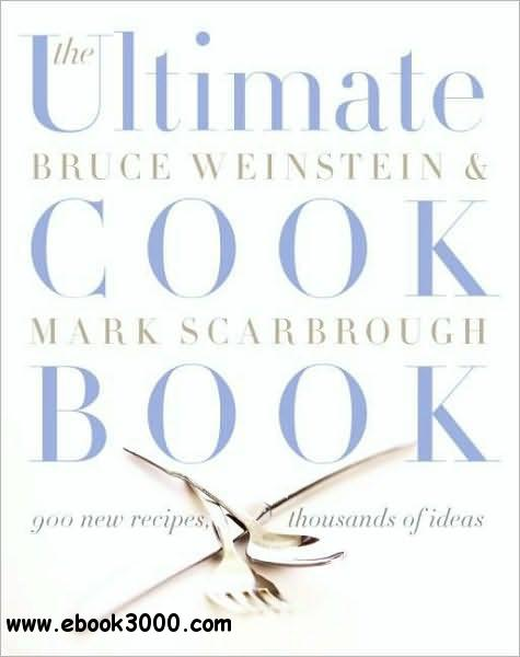 The Ultimate Cook Book: 900 New Recipes, Thousands of Ideas free download