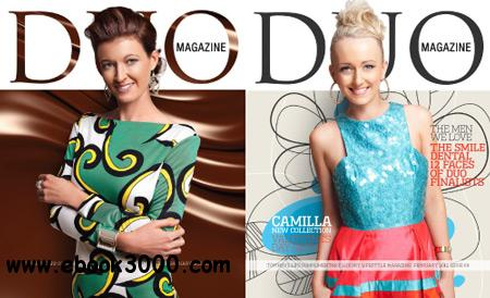 Duo Magazine - January/February 2012 free download