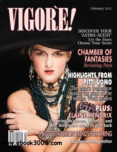 Vigore Magazine - February 2012 free download