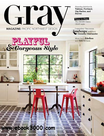 GRAY Magazine - February/March 2012 free download