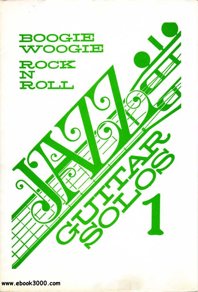 Boogie Woogie Rock N Roll Jazz Guitar Solos 1 free download