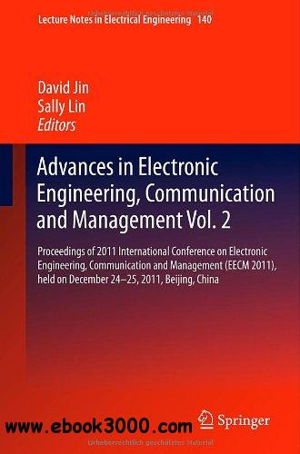 Advances in Electronic Engineering, Communication and Management Vol.2 free download