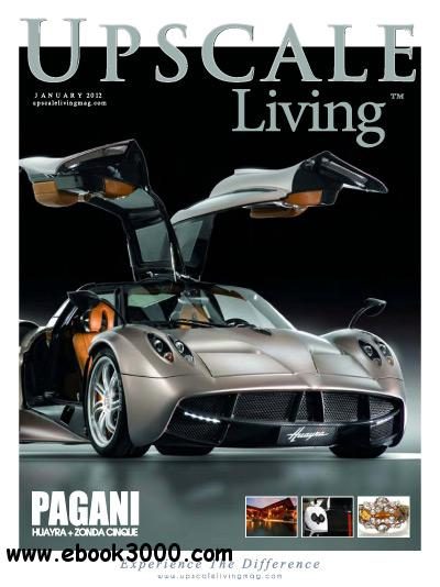 Upscale Living - January 2012 free download