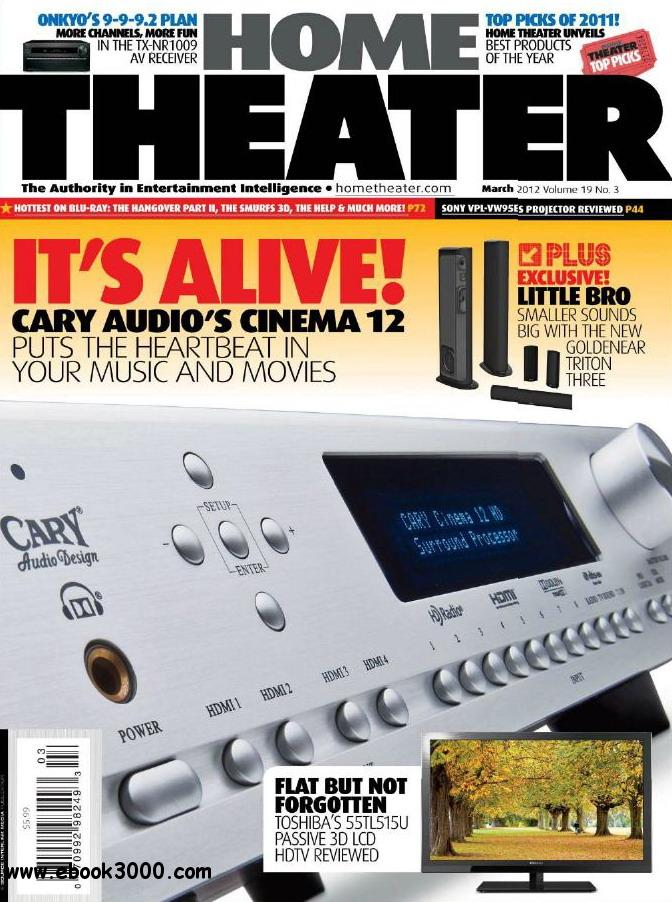 Home Theater - March 2012 free download
