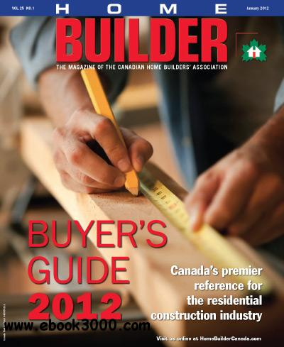 Home Builder - January/February 2012 free download