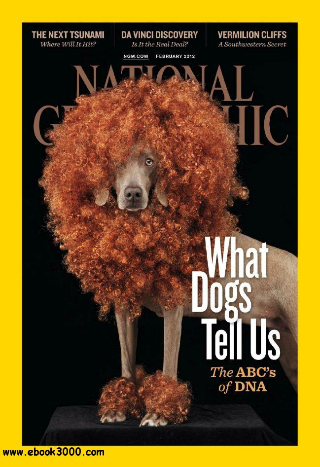 National Geographic Interactive - February 2012 free download