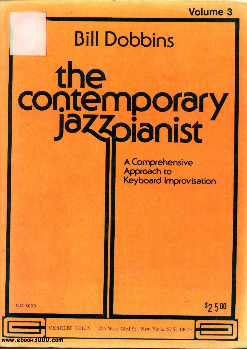 The Contemporary Jazz Pianist Vol.3 free download