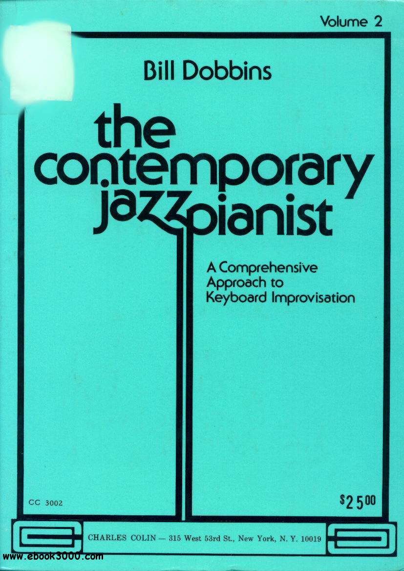 The Contemporary Jazz Pianist Vol. 2 free download