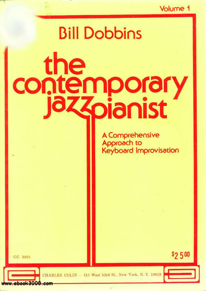 The Contemporary Jazz Pianist Vol. 1 free download