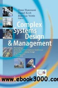 Complex Systems Design & Management: Proceedings of the Second International Conference on Complex Systems free download
