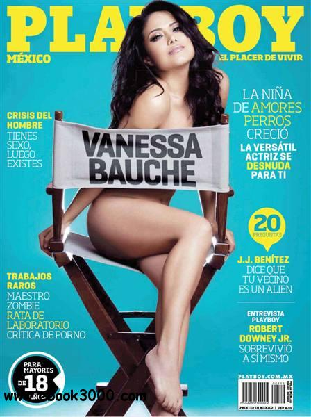 Playboy - February 2012 / Mexico free download