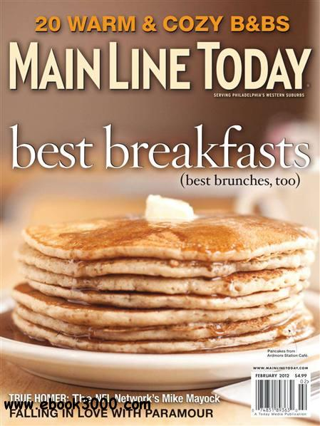 Main Line Today - February 2012 free download