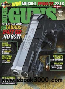 Guns Magazine - April 2012 free download