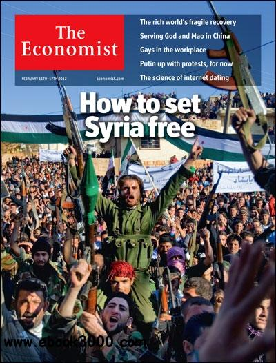 The Economist, for Kindle - February 11th 2012 free download