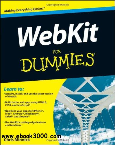 WebKit For Dummies free download