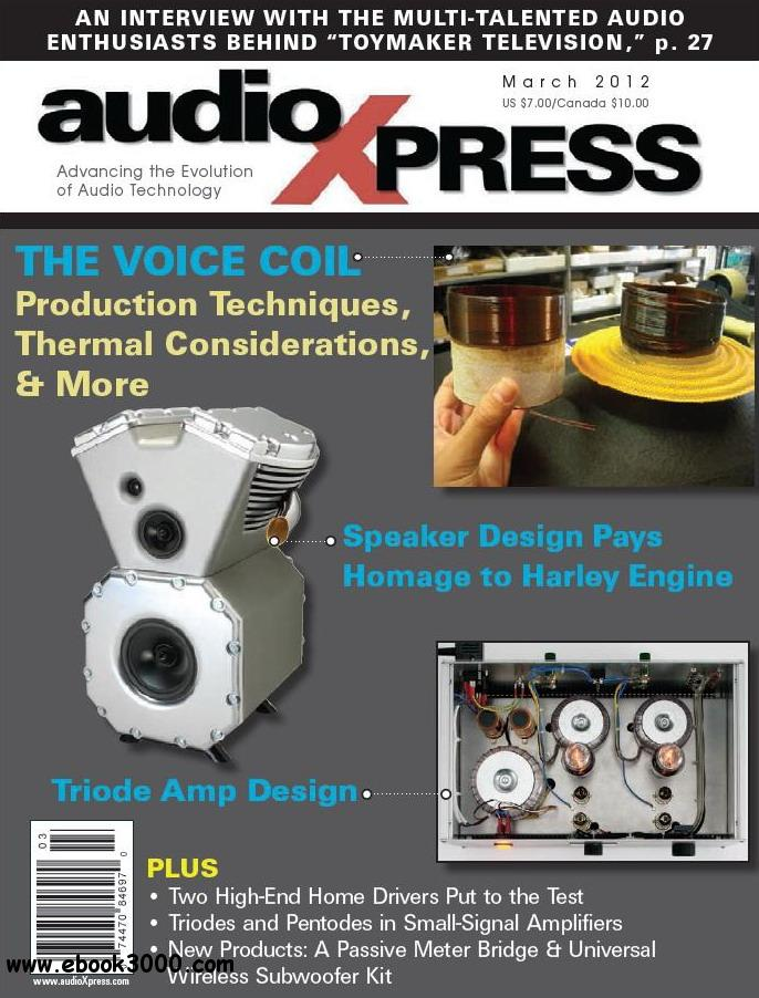 AudioXpress No.03 - March 2012 free download