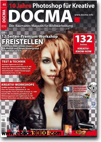 Docma Magazin Februar No 02 2012 free download