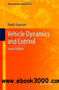 Vehicle Dynamics and Control (Mechanical Engineering Series) free download