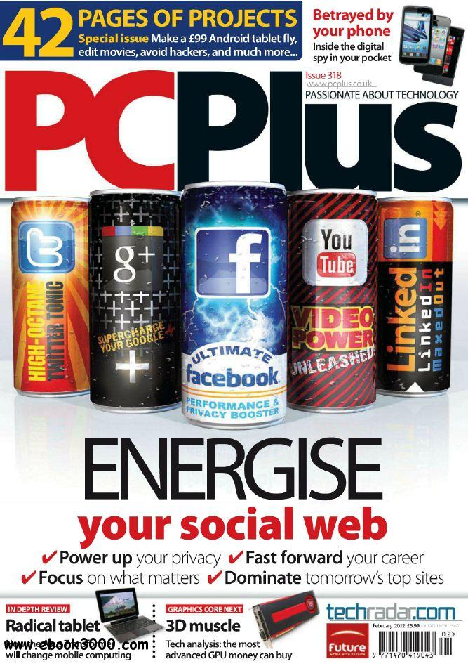 PC Plus - February 2012 free download